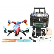 V Tail 210 FPV Drone 1080P HD DVR SP Racing F3 5.8G 40CH 200mW VTX OSD with Eachine I6 Remote Controller RTF
