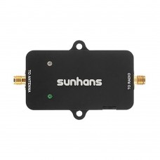 SunHans Wifi Indoor Signal Booster 3W 2.4G 11N/G/B Wireless Amplifier Repeater SH24BTA-N