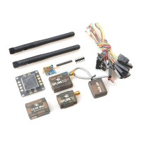 FPV Mini CC3D Revolution Flight Controller + OP GPS + OSD + OPlink 433mhz Kit for Drone Quadcopter