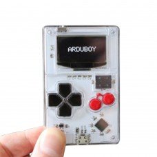 "Arduboy Open Source Gaming Board 1.3"" OLED for Arduino Programming DIY"