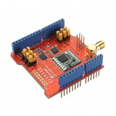 Dragino LoRa Shield Long Range Transceiver Support 868M Frequency for Arduino