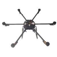 FPV Tarot Hexacopter Frame 1200 Wheelbase 6 Axis Drone Plant Protection Aircraft UAV with Ladning Gear