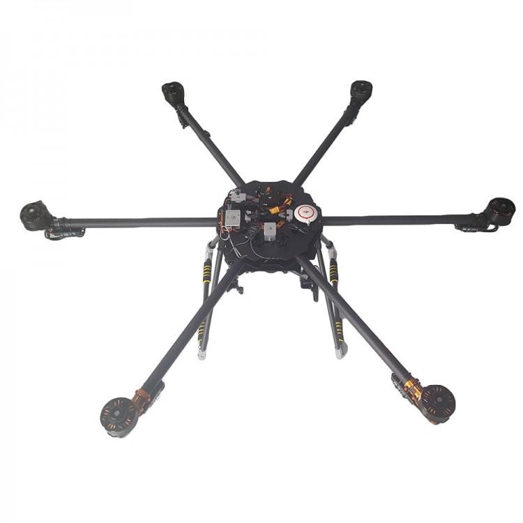 FPV Tarot Hexacopter Frame 1200 Wheelbase 6 Axis Drone Plant ...