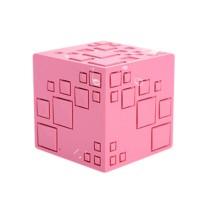 Wireless Bluetooth Speaker Magic Square Q+ Cube Stereo Sound Box FM Radio Support TF Card