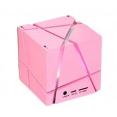 Wireless Bluetooth Speaker Magic Square Qone Cube Stereo Sound Box FM Radio Support TF Card