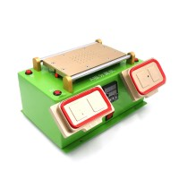 LCD Separator Screen Repair Machine with Build-in Vacuum Pump for Cell Phone Green