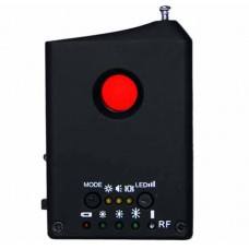 Wireless Anti Spy Detector GSM Audio Bug Finder GPS Signal Lens RF Tracker LDRF-DT1
