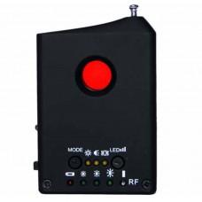 Wireless Anti Spy Detector GSM Audio Bug Finder GPS Signal Lens RF Tracker LDRF-DT1