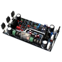 DC Servo Audio Power Amplifier Board NJW0281 NJW0302 2SA1930 2SC5171 250W Output MA-9S2