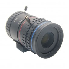 "IR CCTV Lens 8MP 4K 1/1.8"" 11-40mm F1.4 Manual Varifocal Zoom DC Auto Iris C Mount for 5MP 6MP 8MP HD IP Box Body Camera"
