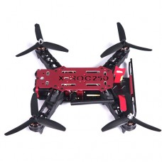 FMS ROCHOBBY X-ROC250 FPV Quadcopter Kit 4 Axis Racing Drone with Motor ESC Propeller Camera