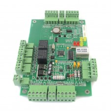 Access Control Board Two Doors Two Way RS485 TCP IP Network Door Gate Access System Controller