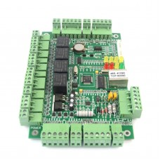 Access Control Board Four Doors One Way RS485 TCP IP Network Door Gate Access System Controller