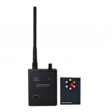 ACECO RF Tracer Finder Wireless Signal Radio Detector Auto Detection Anti Spy Monitor 1-6000MHz FC6003MKII