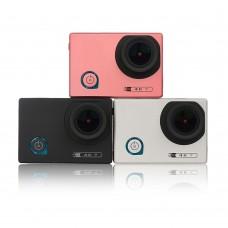 "F80 Action WiFi Camera 4K 2.0"" LCD 170D 12MP CMOS Waterproof Mini Car DVR Underwater DV Video Cam"