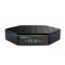 T95Z Plus Amlogic S912 Android TV Box Octa Core ARM Cortex-A53 2G+16G Android 6.0 TV Box WiFi BT4.0 2.4G 5.8G H.265 4K Play
