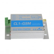 Mobile Phone GSM Remote Controller Server Motor Pump Iron Door Remote Control CL1-GSM