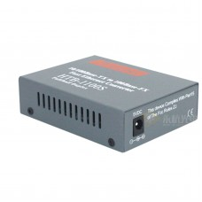 HTB-1100S Optical Ethernet Media Converter 10/100Mbps RJ45 Single Mode Duplex Fiber SC port Converter 25KM
