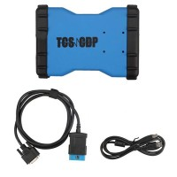 TCS CDP 150E CDP+ 2014.02 R2 Keygen Bluetooth OBD Auto Car Diagnostic Tool