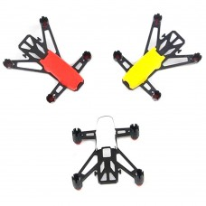 Kingkong Q100 Mini FPV Quadcopter 4 Axis RC Drone 100mm with Motor Camera + Frsky AC800 Receiver