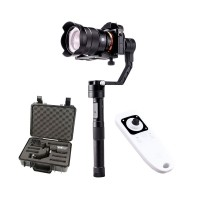 Zhiyun Crane 3 Axis Handheld Gimbal Stabilizer + Remote Controller ZW-B01 for DSLR Camera