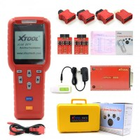 Xtool X100 Pro Auto Key Programmer Scanner PINCODE Reader with Eeprom Adaptor for Car Vehicles
