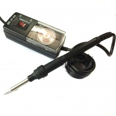 Adjustable and Constant Temperature Soldering Iron Station 50W Iron Welding Soldering Repair Tool EP-505