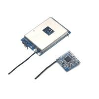 FPV Video Stereo Audio AV 200mW 2.4Ghz Wireless Transmitter Module + Receiver