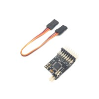 PPM Encoder Decoder Board for PX4 and Paparazzi Autopilot Flight Control