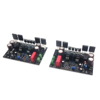 DARTZEEL DC 35V 55V 470UF/100V 200W+200W Superpower Amplifier Board A Pair