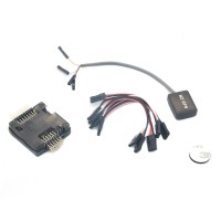 Acro Afro Naze32 NAZER 32 10DOF Flight Controller Side Pin+NZ GPS for FPV Multicopter Quadcopter