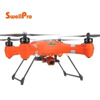 Splash Drone Waterproof Amphibious Quadcopter Frame Kit w/Motor ESC for FPV Base Version