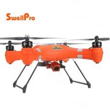 Splash Drone Waterproof Amphibious Quadcopter Frame Kit w/Motor ESC for FPV Base Version