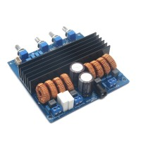 TDA7498 2.1 Class D DC24V-32V 200W+100W+100W Digital Amplifier Board Better Than TPA3116