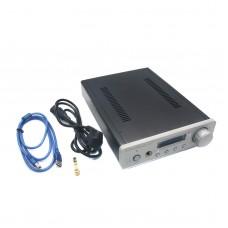 Class A BUF Headphone Amplifier USB Coaxial Optical DAC + Tube OP AMP 24Bit 192KHz XDUOO XD-06