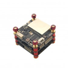 FlyTower FPV Flight Controller Integrated ESC Transmitter OSD Power Distribution Board for Drone Quadcopter