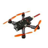 KingKong 130GT Quadcopter 130mm Carbon Fiber FPV Racing Drone with Flight Controller+Camera+VTX PNP