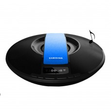HiFi Bluetooth Stereo Audio Speaker with Handsfree FM Radio Alarm Clock Function Support TF Card