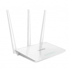 Tenda F3 3 Antenna Wireless Router 200 Square Meters WiFi Repeater Extender Signal Booster