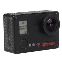 "AMKOV AMK7000S 2.0"" LCD 4K Wifi Sport Camera 170 Degree 1080P 20MP Waterproof 40M DV Action Cam"