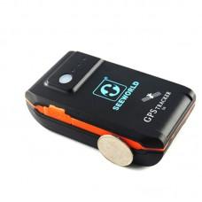 Car GPS Tracker Locator Burglar Alarm GP+LBS Motorcycle Vehicle Tracking Device Monitor
