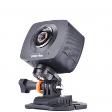 AMKOV AMK200S Panorama Camera Dual Lens 360x360 Degree HD WiFi Sport Action Cam Support VR