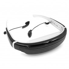 "Vision 720A FPV Goggles 68"" LCD Display HD Video Glasses Monitor AV Interface"