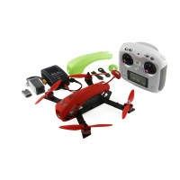 Kingkong 260 SPIDER FPV Racing Drone Carbon Fiber Quacopter 4 Axis with Camera Motor Flight Control Remote Control RTF
