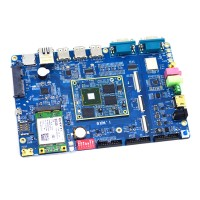 i.MX6Q Developemnt Board 2G+16G Quadcore Cortex A9 iMX6Freescale NXP for DIY