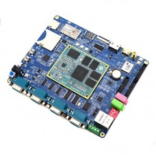 "iTOP4412 Cortex A9 Exynos4412 Quad Core Developemnt Board with 7"" Screen"