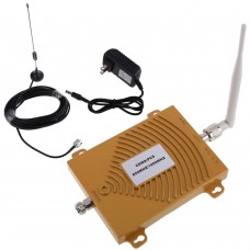 CDMA PCS 850/1900MHz Dual Band Cell Phone Signal Booster Amplifier Repeater Set