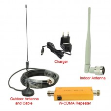 3G UMTS WCDMA 2100Mhz Signal Repeater Booster Cell phone Signal Amplifier