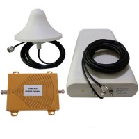 CDMA Dual Band 850/1900MHz Signal Booster for Mobile Phone Amplifier Repeater