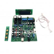 Assembled ES9018 DAC Audio Decoder Software Control 4 Layer Support Coaxial Optical Fiber USB